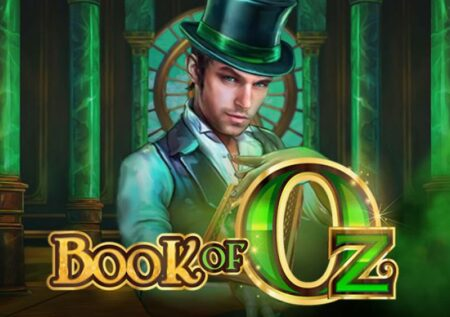 Book Of Oz Slot