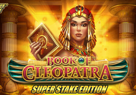 Book of Cleopatra Super Stake Slot
