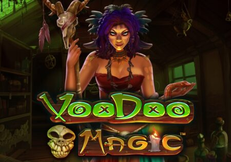 Vodoo Magic Slot