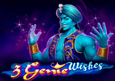 3 Genie Wishes Slot