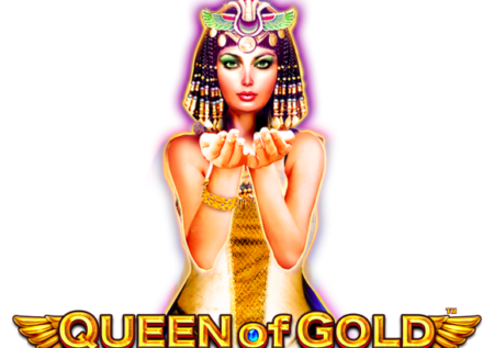 Queen of Gold Slot
