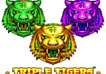 Triple Tigers Slot