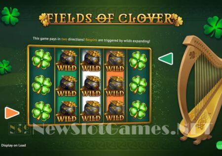 Fields of Clover Slot