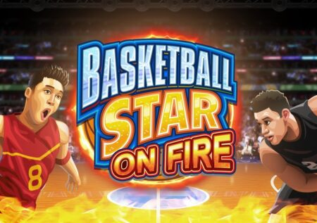 Basketball Star on Fire Slot