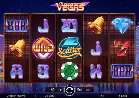 Retro Vegas Slot