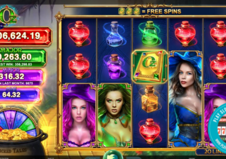 Sisters of Oz WOW Pot Free Slots
